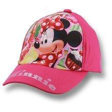 Minnie Mouse Baseball Cap - Pink