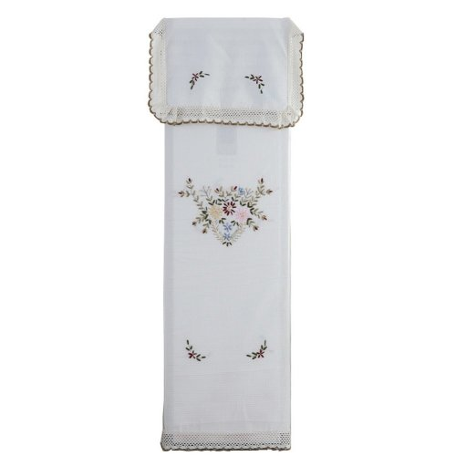 Cleaning Dust Cloths Anti Dust Cloth Air Conditioner Cover Ribbon White