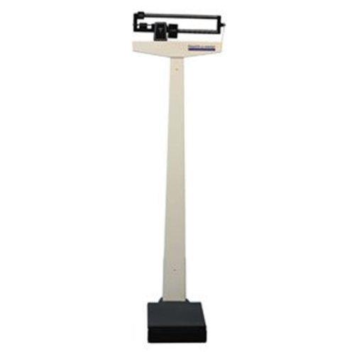 Health O Meter Physician Balance Beam Scale - Pounds & Kilograms