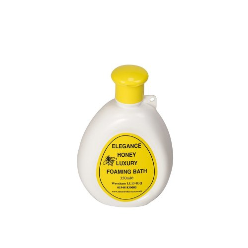 Honey Luxury Foaming Bubble Bath 350ml