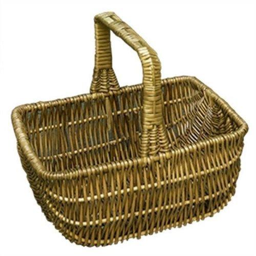 Mini Southport Wicker Shopping Basket