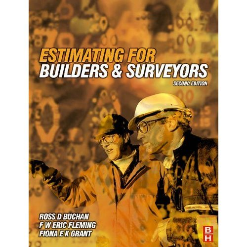 Estimating for Builders & Surveyors 2ed