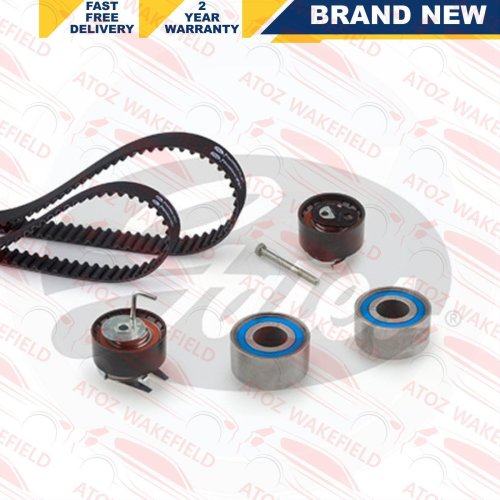 for LAND ROVER DISCOVERY RANGE ROVER SPORT 2.7TD OEM GATES TIMING CAM BELT KIT