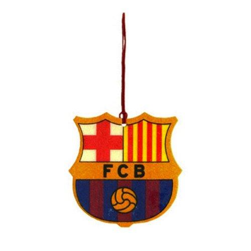 FC Barcelona Official Football Crest Car Air Freshener