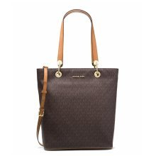 Michael Kors Raven Large North South Tote - Brown - 30S7GRXT3V-200