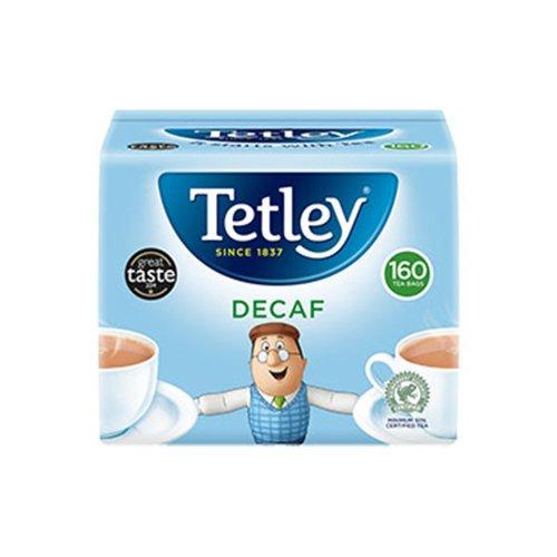 Tetley Decaf 160's