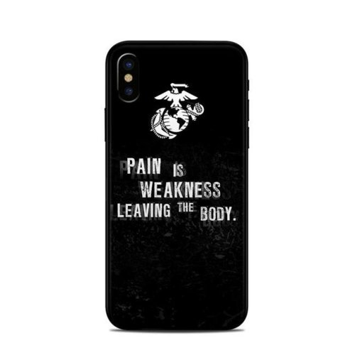 DecalGirl AIPX-PAIN Apple iPhone X & XS Skin - Pain