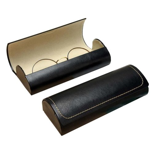 PU Leather Eyeglass Case Glasses Storage Case Protective Case for Glasses - 06