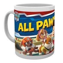 Paw Patrol Paws on Deck Mug