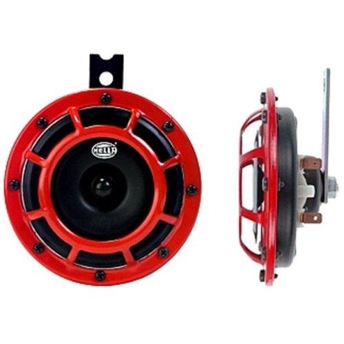 Hella HEL003399801 12V Twin Supertone Horn Kit