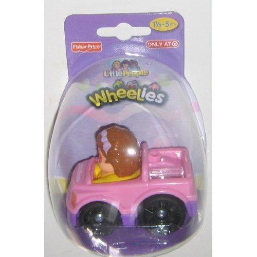 Fisher Price Little People Wheelies Easter Pickup