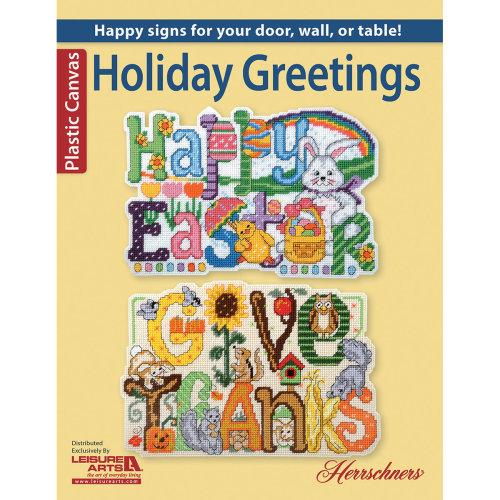 Leisure Arts-Holiday Greetings