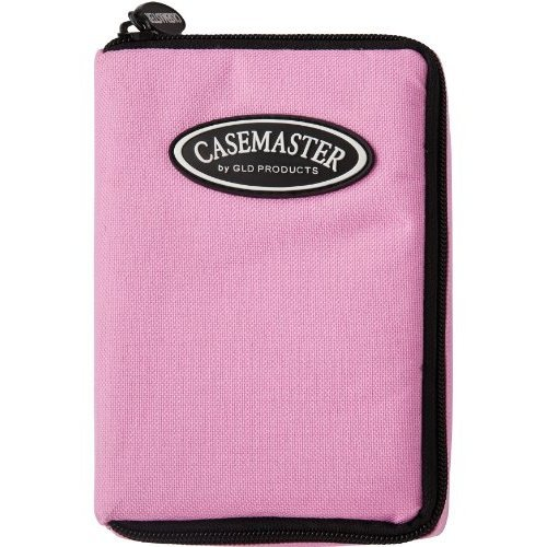 Casemaster Select 3 Dart Nylon Storage/Travel Case, Pink