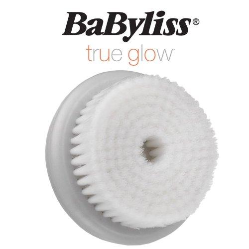 BaByliss True Glow Replacement Brush Head Sensitive Skin Exfoliation 9950SBHU