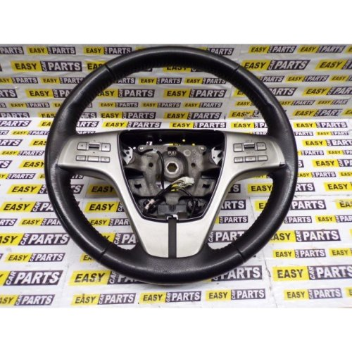 MAZDA 6 LEATHER STEERING WHEEL WITH CONTROLS GS1D-32980