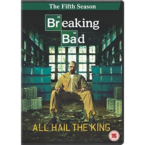 Breaking Bad - Season 5* [dvd   Uv Copy]