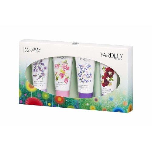 Yardley Hand Cream Collection Gift Set   Luxury Hand Cream Gift Set