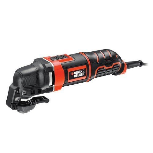 Black & Decker MT300KA Oscillating Tool 250 Watt 240 Volt
