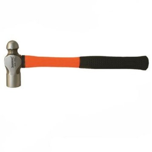 Silverline Fibreglass Ball Pein Hammer 8oz (227g) -  ball pein hammer fibreglass silverline 793789 8oz 227g