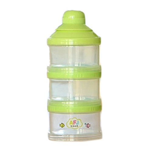 Baby Milk Powder Dispenser / Storage Container,Green