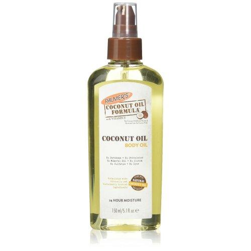 Palmer's Coconut Oil Body Oil, 5.1 Ounce