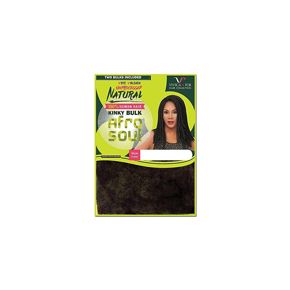 fb2151e190f VVICA A FOX Unprocessed 100% Natural Human Hair Afro Kinky Curl ...
