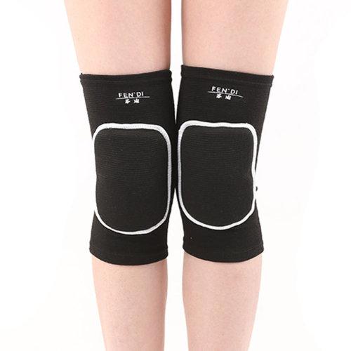 Kids Knee Brace Sleeve for Sports, Yoga, Dance, Arthritis, Joint Pain, Black(S)