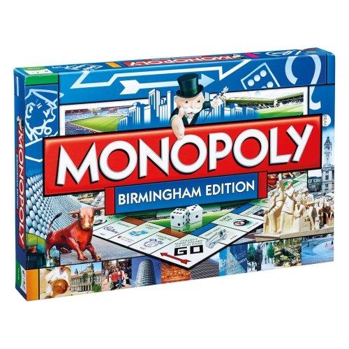 Birmingham Monopoly Game