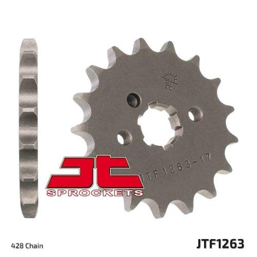 JTF1263.17 front sprocket to fit Beta Malaguti Rieju Yamaha