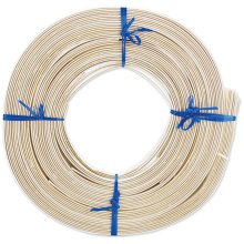 Flat Oval Reed 9.53mm 1lb Coil-Approximately 175'