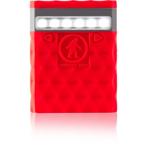 Outdoor Tech Kodiak 2.0 - 6K Powerbank - Red