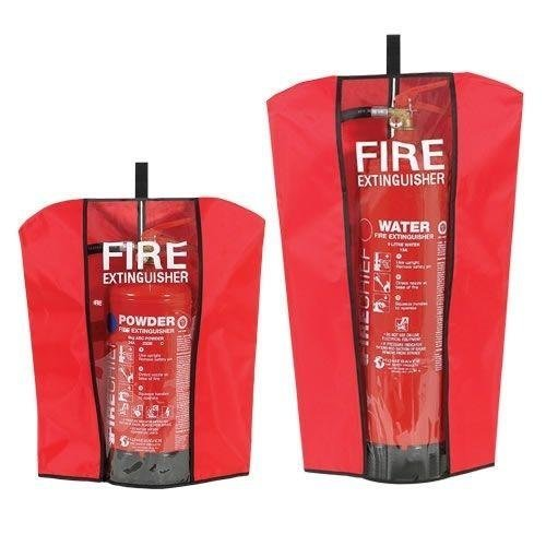 Thomas Glover Fire Extinguisher Cover Red For 6Ltr/KG 81/00107