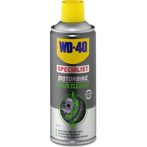 WD40 Specialist Motorbike Chain Cleaner - 400ml