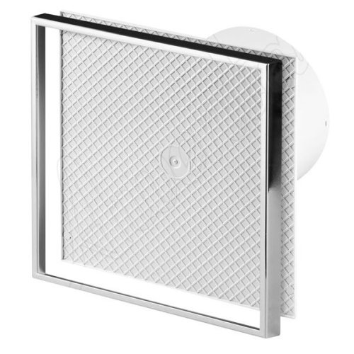 Under Ceramic Tile Bathroom Kitchen Wall Extractor Fan 100-125mm Diameter