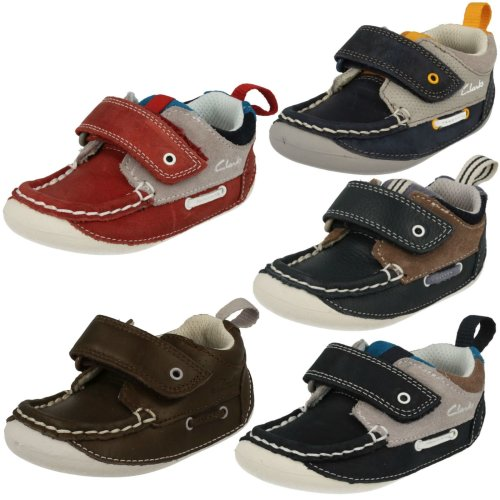 Boys Clarks Cruiser Shoes Cruiser Deck - G Fit