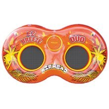 Airhead AHEB-2 Ez Breeze Duo 2 Person Pool/Water Float