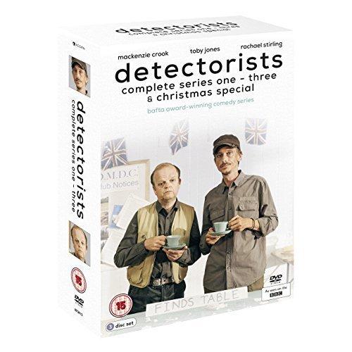 Detectorists - Series 1-3   15 Xmas Special Box Set [DVD] [DVD]