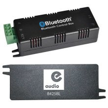 Bluetooth Amplifier 2 X 15w With Power Supply