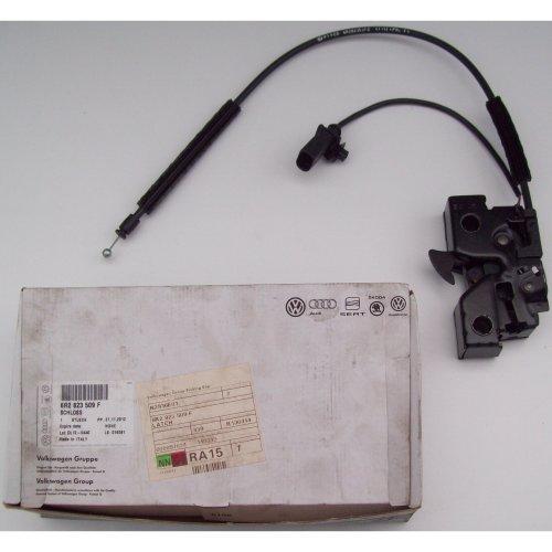 VW Volkswagen Polo Bonnet Latch Mechanism 6R2823509F 2010 - 2014