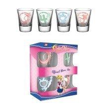 Sailor Moon Characters Shot Glasses