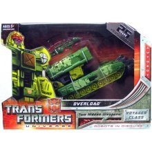 Transformers Universe Voyager Overload [Toy]