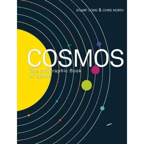 Cosmos: The Infographic Book of Space