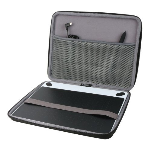 for Wacom Intuos 3D/Art/Comic/Pen/Draw Graphics Tablet Medium Hard Case fits 690 Series by CO2CREA