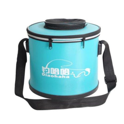 Portable Travel Wash Folding Bucket Multifunctional Collapsible Bucket-06