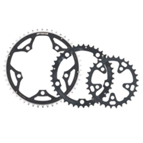 FSA Pro Road 52 Tooth 10 Speed Chainring 130mm Black