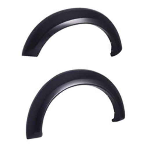 EGR 753414F Rugged Look Fender Flare Set of 2 No-Drill - Front