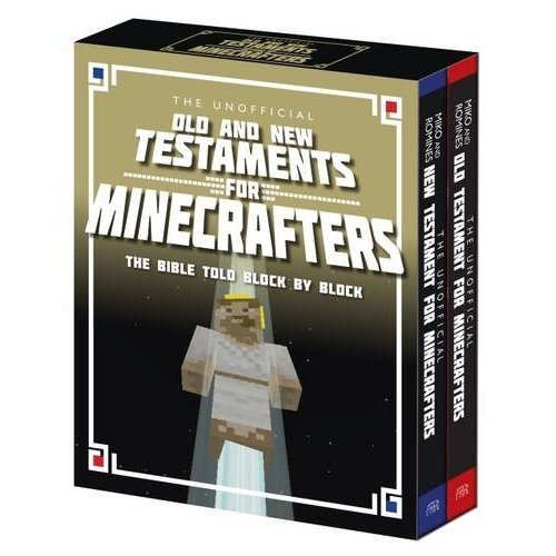 The Unofficial Bible for Minecrafters: Old & New Testament Box Set
