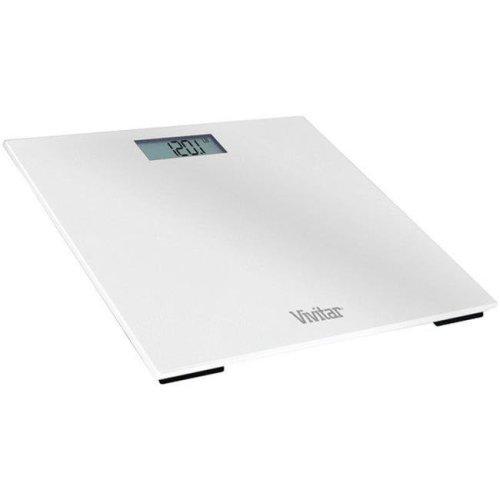 Vivitar VVPSV132W Body Pro Digital Scale - White