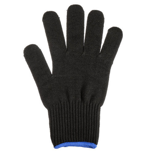 heat resistant gloves for hair styling uk black heat resistant glove hair styling tool for curler 4033
