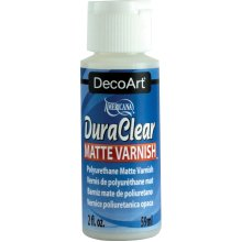 DuraClear Varnish-2oz Matte